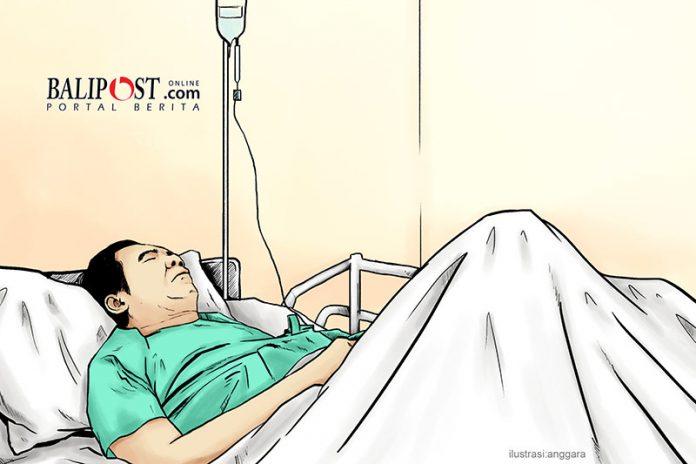 Wagub Bali Tanggapi Kematian Wna Pasien Infeksi Menular Di Rsup Sanglah Balipost Com