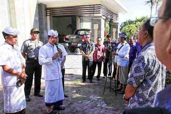 Distribusi beras lokal