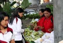 Pemkab Klungkung Gelar Pasar Murah