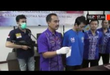 Ditangkap BNNP Bali