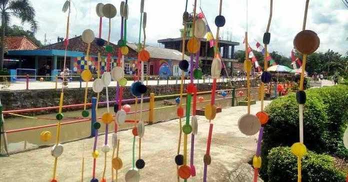 Duta Wisata Dan Genpi Jateng Kembangkan Desa Wisata Pelangi