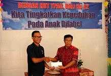 HUT YPAC Bali