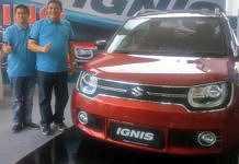 Suzuki Ignis Diluncurkan di Bali