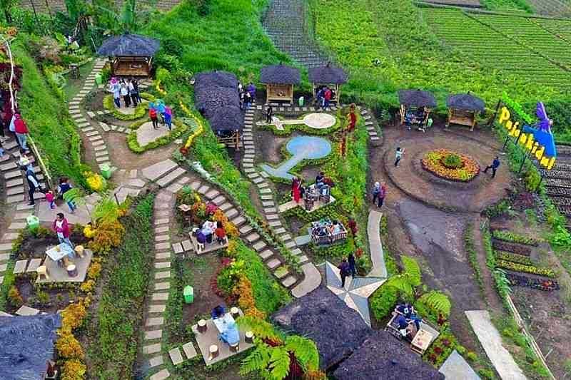 Ini Ada Desa Wisata Keren Di Pujon Kidul Malang Balipost Com