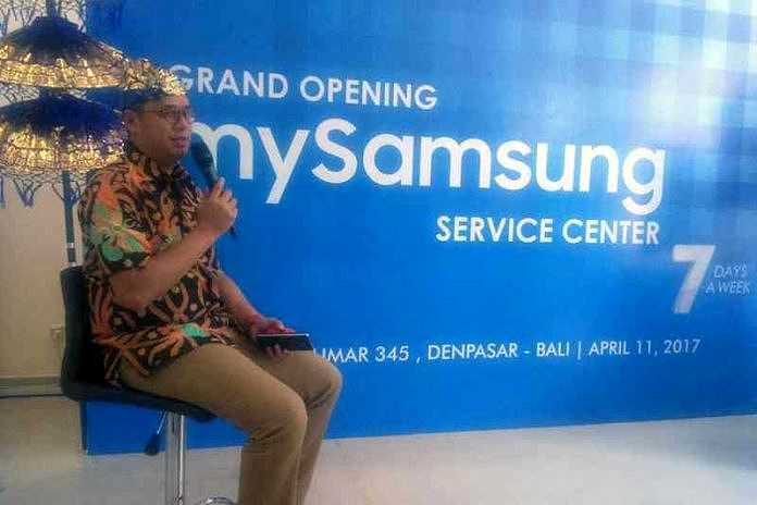 MySamsung Service Center