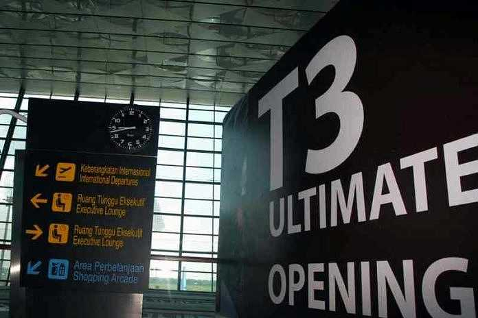 Garuda pindah ke terminal 3 ultimate