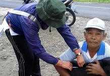 Vaksinasi Rabies di Bangli