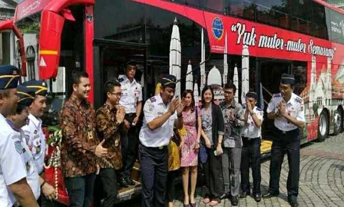 Ayo Muter-muter Wisata Semarang Ora Mbayar