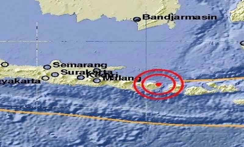 Image Result For Gempa Guncang Bali