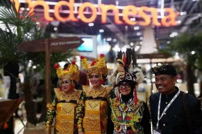 Wonderful Indonesia Pamerkan Wisata Kelas Dunia Di Wtm