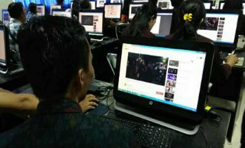 Stop Joged Jaruh, Sejam 4500 Unggahan Dilaporkan ke YouTube