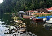 air danau