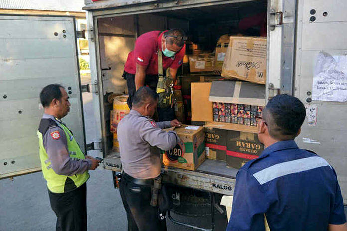ratusan ribu obat kuat ilegal dipasok masuk bali balipost com
