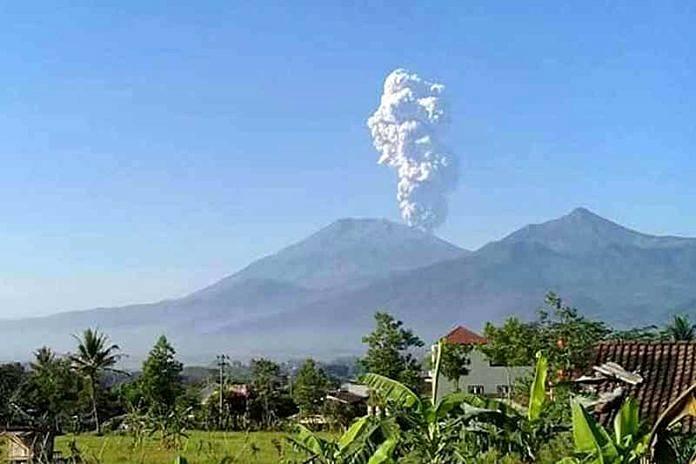 Status Normal, Gunung Merapi Meletus Freatik   BALIPOST.com