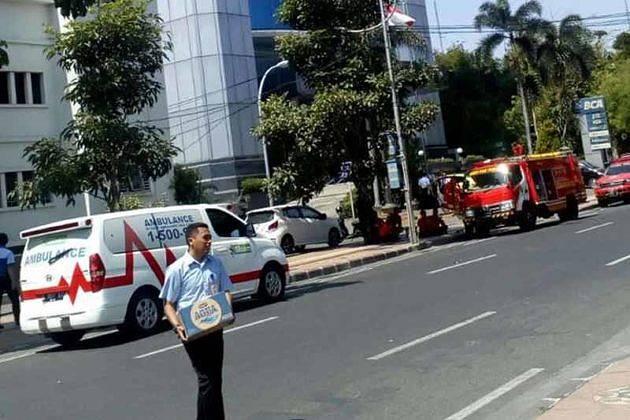 Suasana di Surabaya Utara