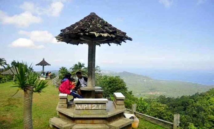 Obyek Wisata Ini Sajikan Panorama Selat Lombok Balipost Com