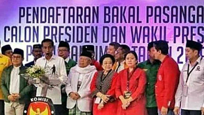 Jokowi: Pemilu Bukan Perang