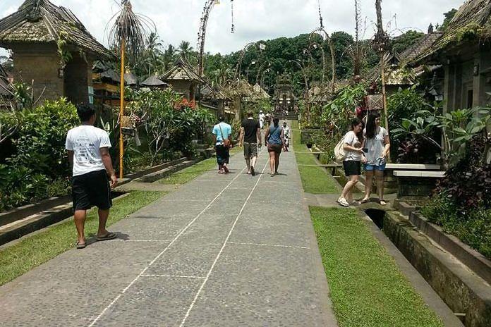 Desa Wisata Penglipuran Rancang Acara Penyambutan Delegasi