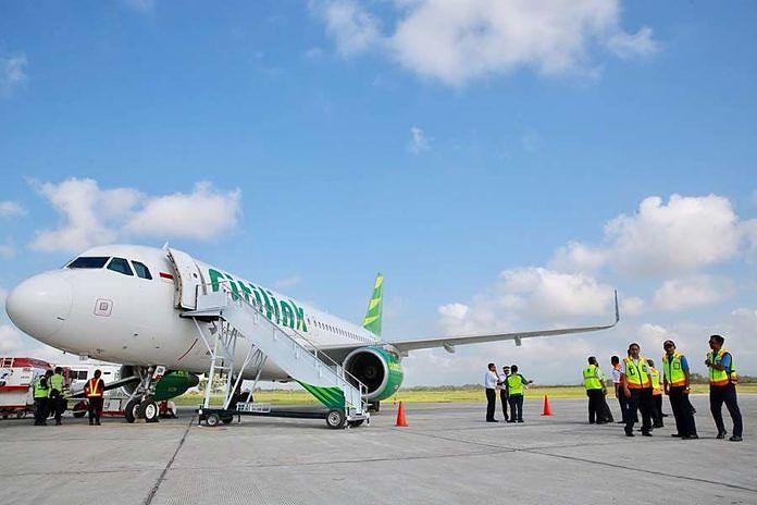 Tarif Tiket Pesawat Jakarta Banyuwangi Mulai Turun