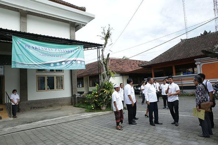 Untuk Bangun Rumah Sakit Kantor Camat Payangan Dan Koramil Direlokasi Ke Bbi Balipost Com