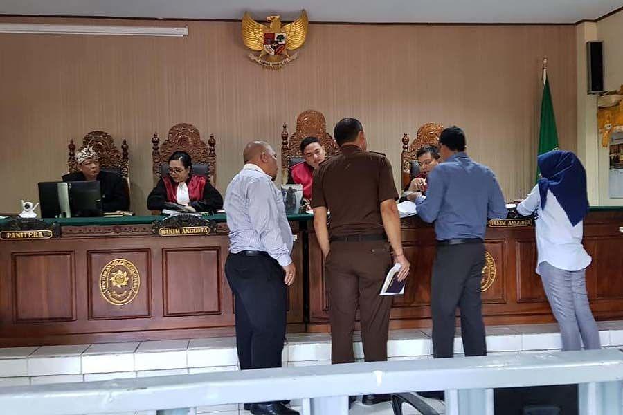 Dinas Pmptsptk Jembrana Menangkan Gugatan Ptun Balipostcom