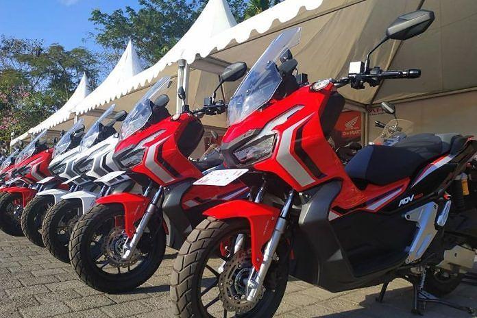Honda Adv150 Hadir Di Bali Segini Harganya Balipost Com