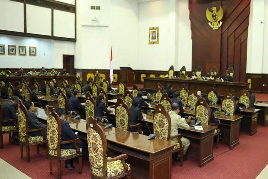Pinjam Uang di Bank, Belasan DPRD Gianyar Gadaikan SK ...
