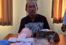 Pelaku kasus narkoba ditangkap anggota Ditresnarkoba Polda Bali. (ist)