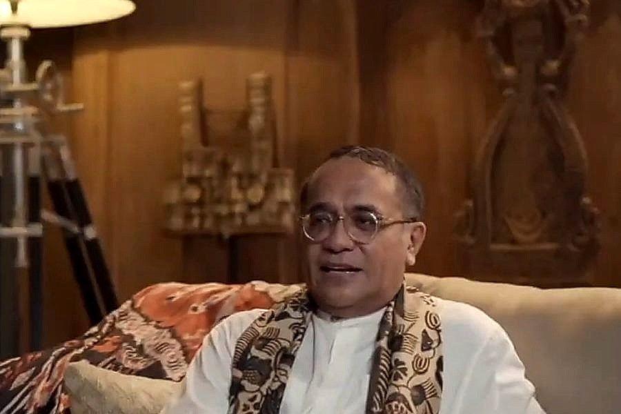 Megawati Tuturkan Asal Usul Batik hingga Bung Karno Dorong Penciptaan Batik Indonesia 2