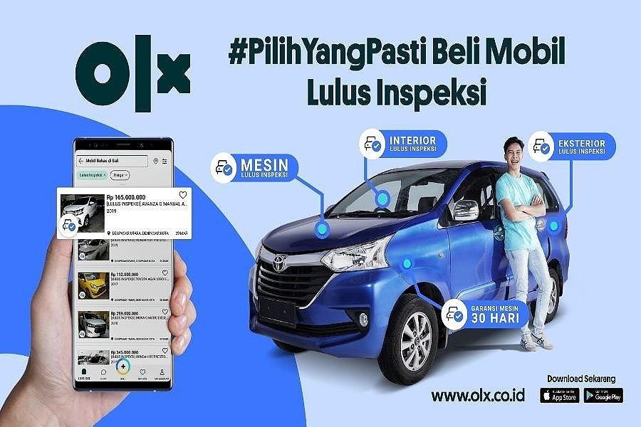 Mudahkan Pelanggan Bali Pilih Mobil Bekas Berkualitas, OLX Perkenalkan Fitur Ini 2